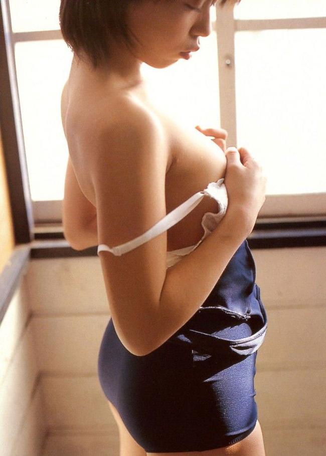 【ヌード画像】スクール水着好きによるスク水画像まとめ(30枚) 09