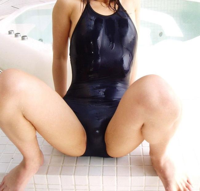 【ヌード画像】スクール水着好きによるスク水画像まとめ(30枚) 25