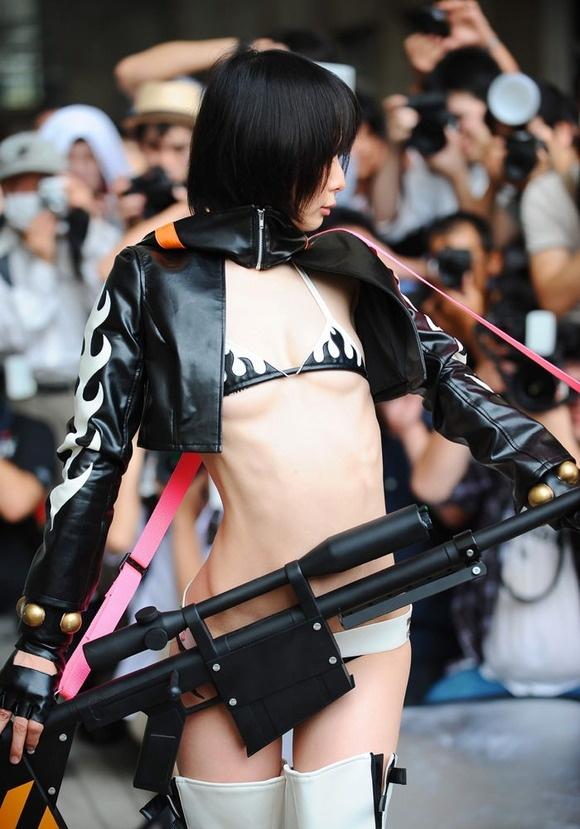 【ヌード画像】うしじまいい肉さんの着エロ・セミヌード(30枚) 12