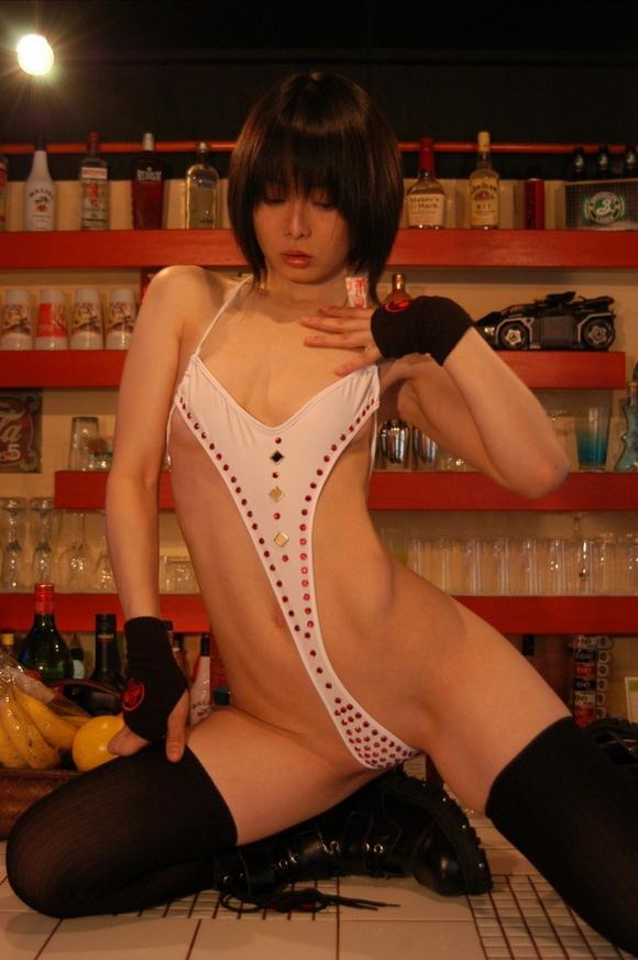 【ヌード画像】うしじまいい肉さんの着エロ・セミヌード(30枚) 15