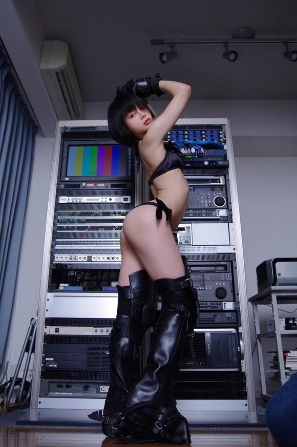 【ヌード画像】うしじまいい肉さんの着エロ・セミヌード(30枚) 18