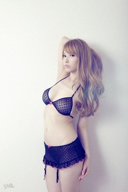 【ヌード画像】日本人離れしたAV女優・ティアの画像(30枚) 25