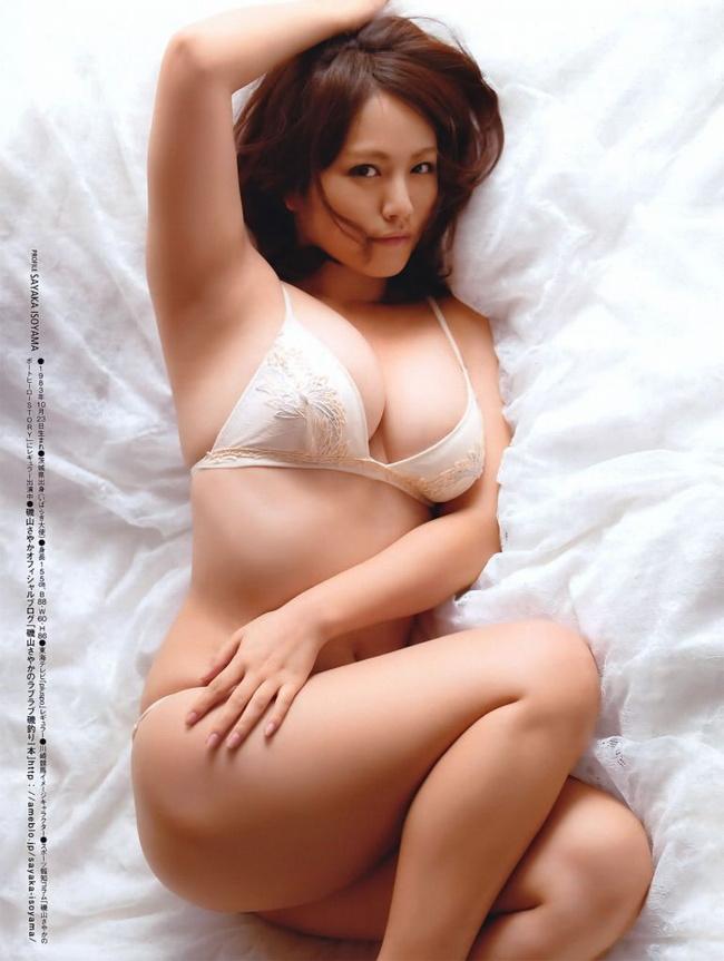 【ヌード画像】ムチムチ界のプリンセス・磯山さやかのムッチリ水着(41枚) 17