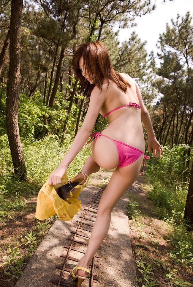 【ヌード画像】抜ける背中と抜ける美尻の贅沢フェチ画像(30枚) 29