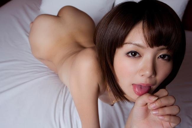 【ヌード画像】ショートカットAV女優・希美まゆのエロカワヌード(30枚) 23