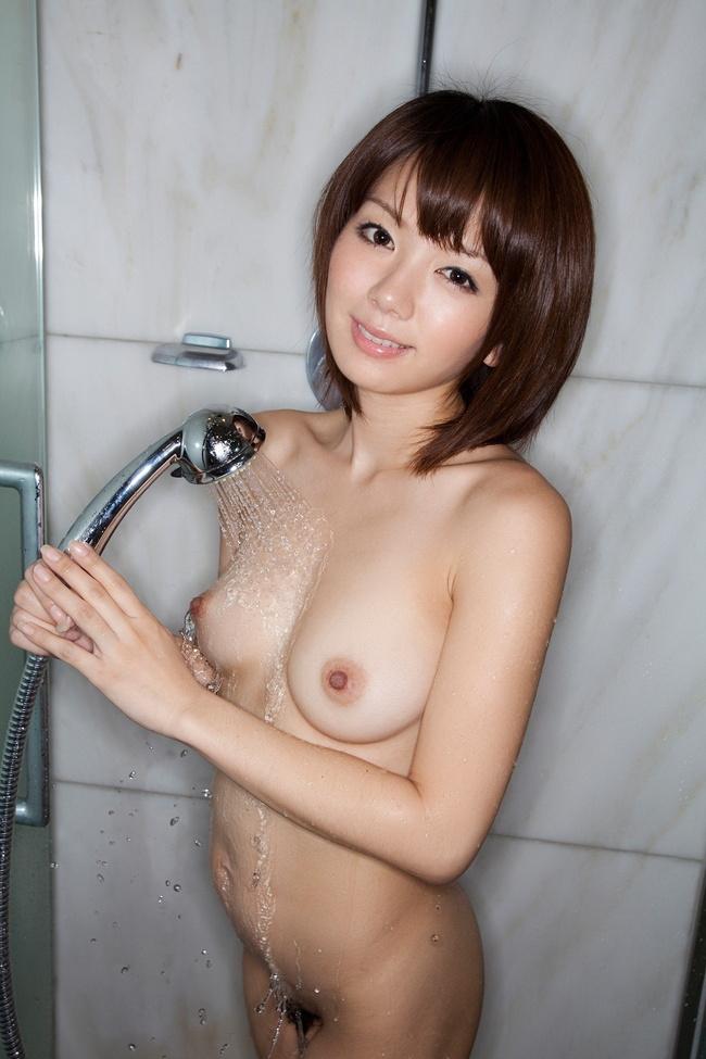 【ヌード画像】ショートカットAV女優・希美まゆのエロカワヌード(30枚) 29