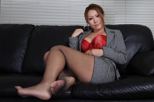 【ヌード画像】網タイツから漂うドSオーラと大人の魅力(30枚) 17