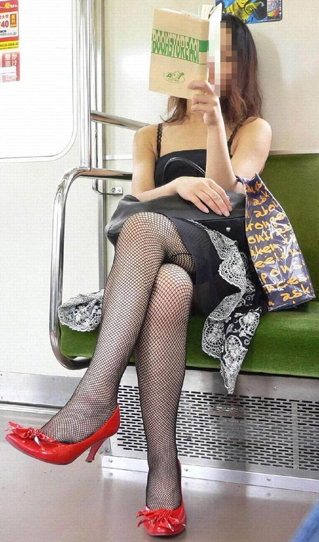 【ヌード画像】網タイツから漂うドSオーラと大人の魅力(30枚) 22
