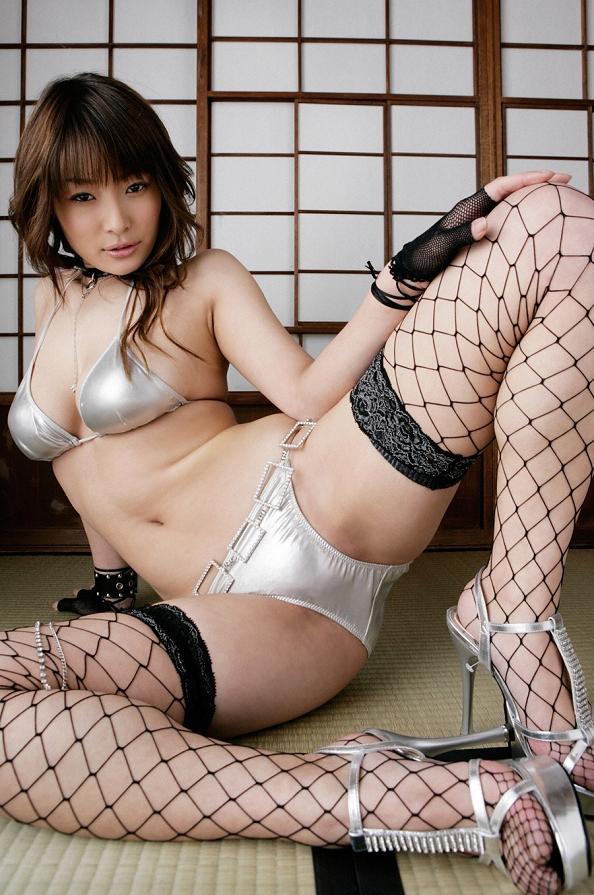 【ヌード画像】網タイツから漂うドSオーラと大人の魅力(30枚) 27