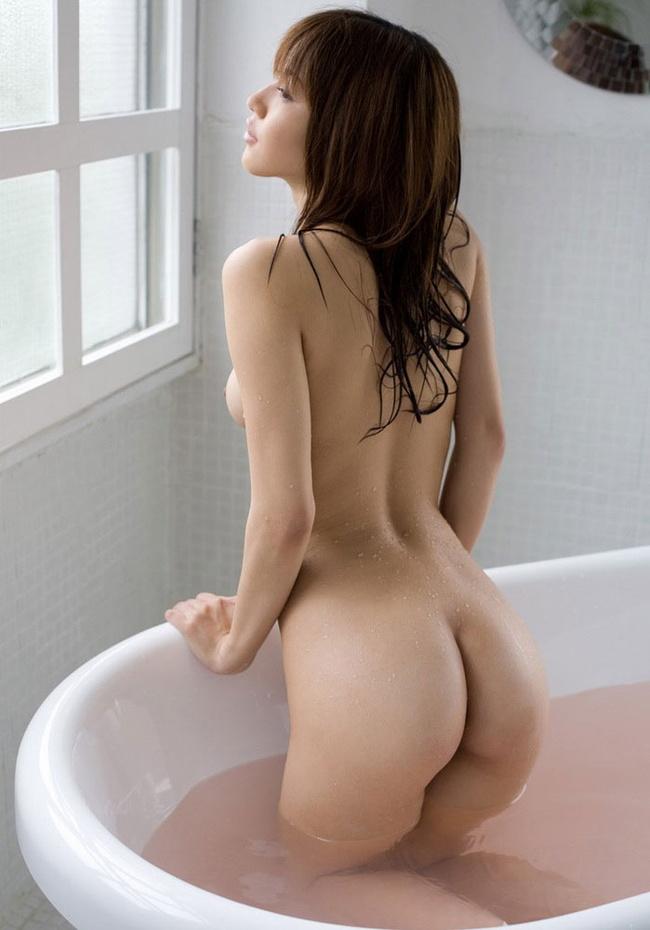 【ヌード画像】風呂が自宅で一番エロいスポットと思える入浴画像(30枚) 09